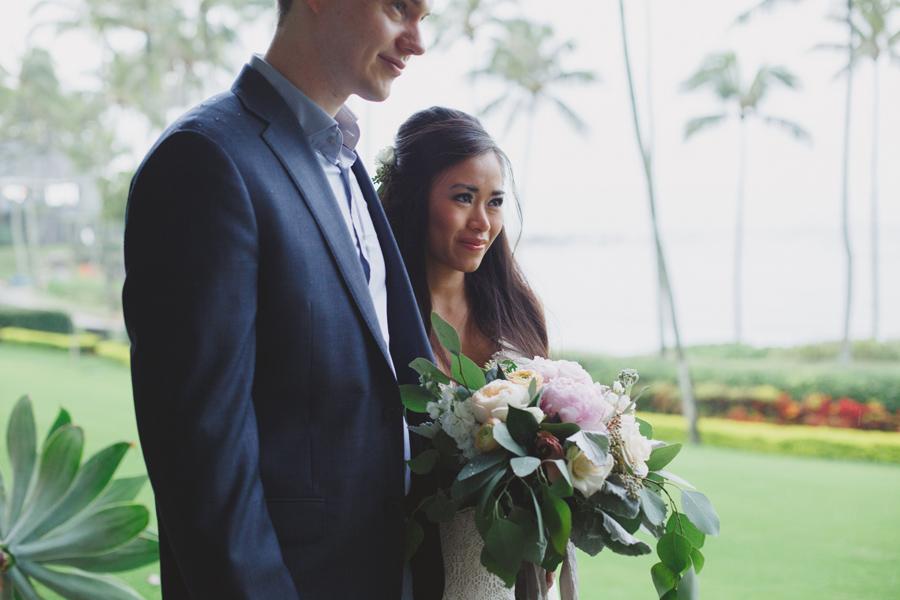 kapalua wedding ceremony