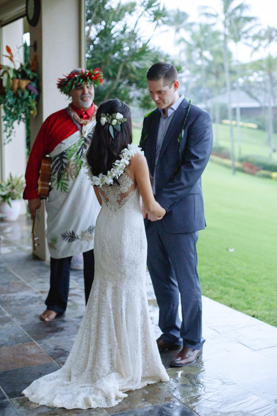 Ernest Pua'a wedding photographer