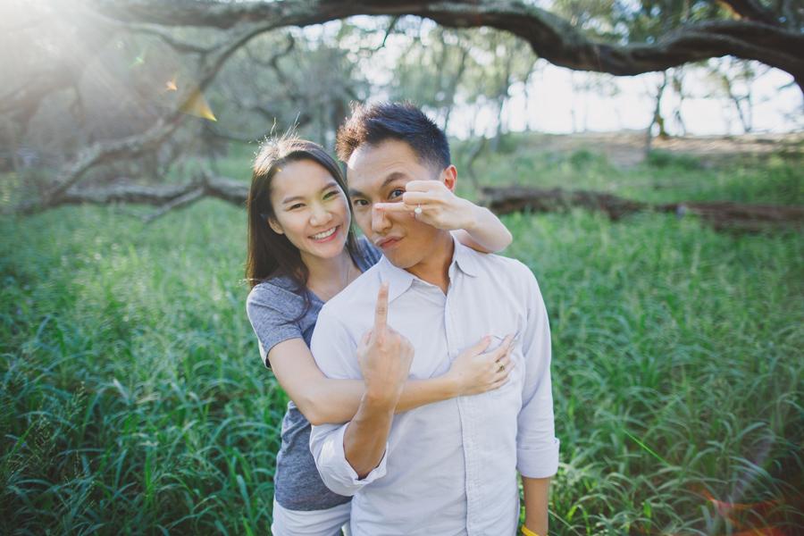 Engagement Session Maui Photography