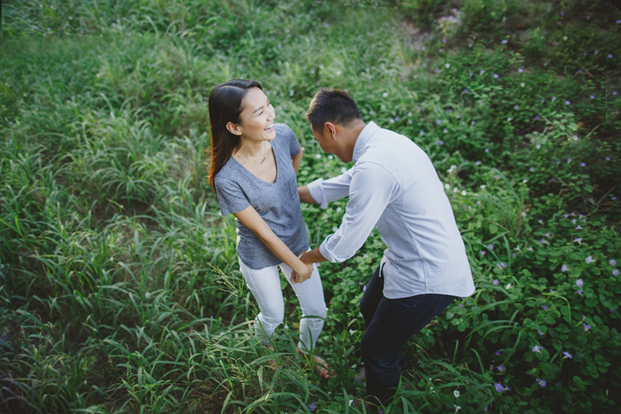Fun Maui Engagement Photography Session