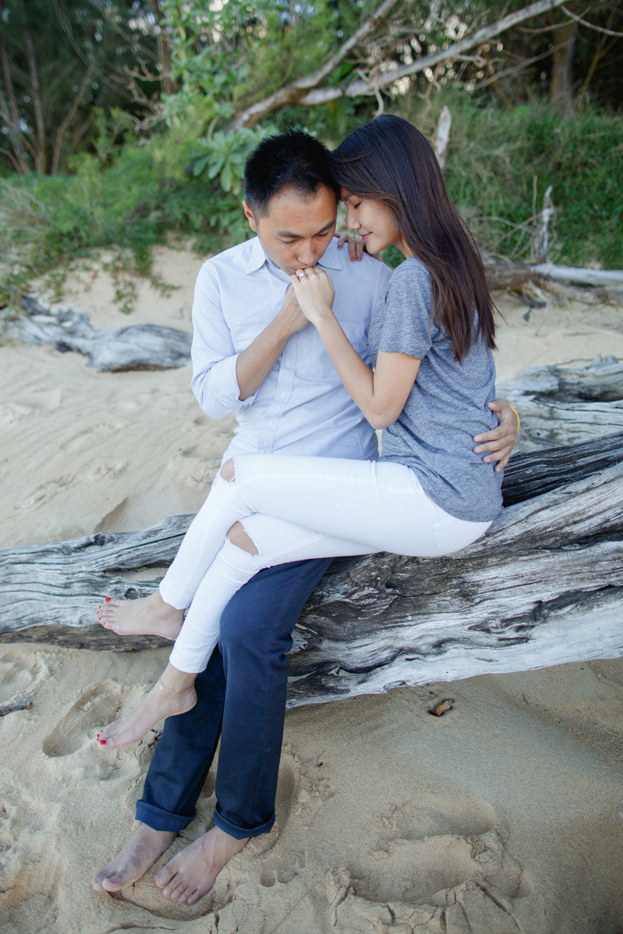 Just Engaged Photography Session