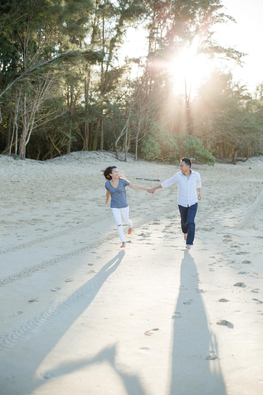 Beach Portrait Session Maui Photographer