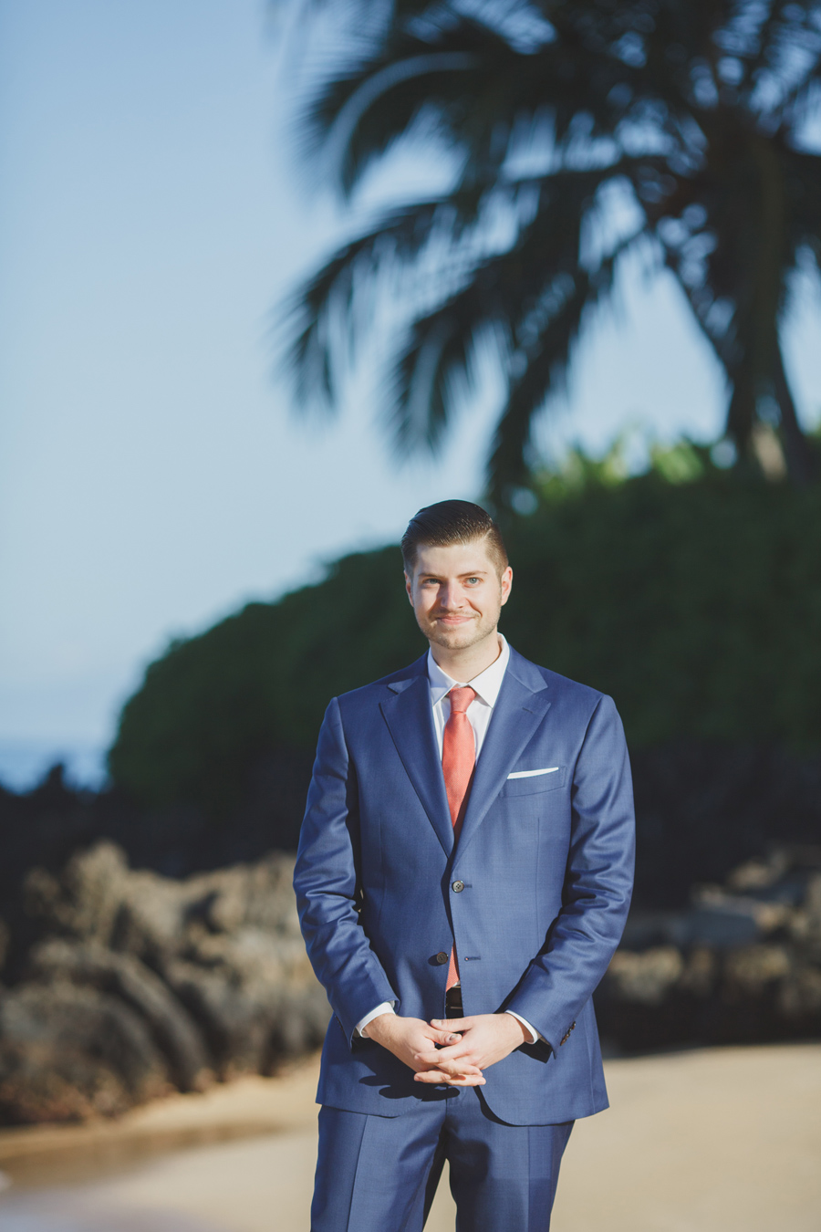 Hawaii Groom Photography