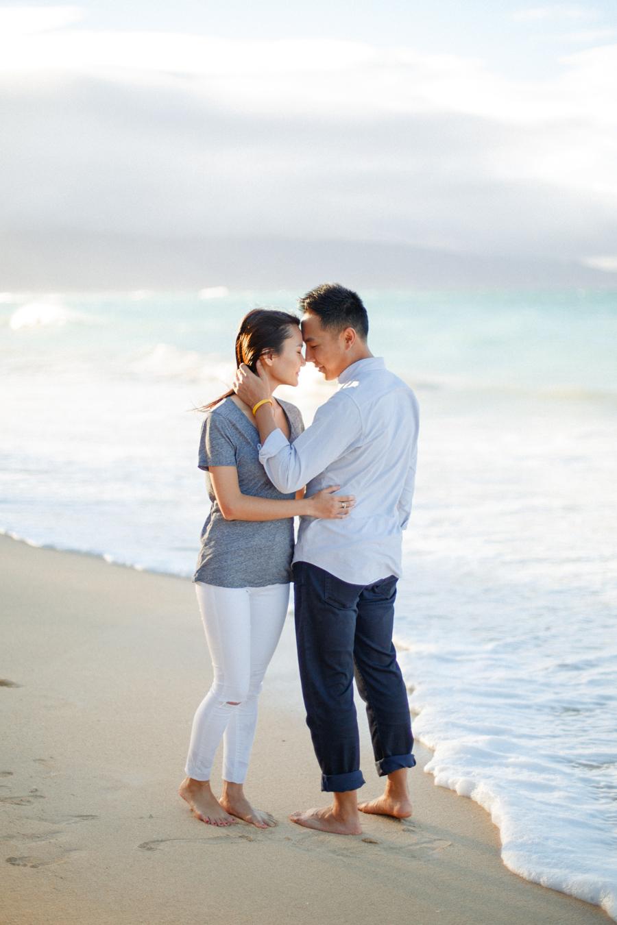 Romantic Maui Photography Session