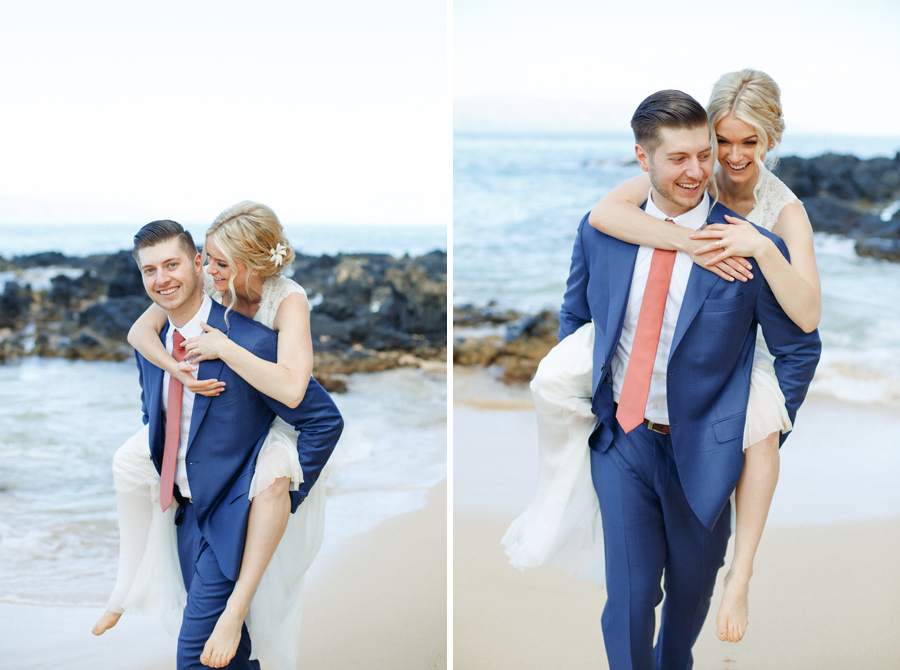 Fun Elopement Photographer