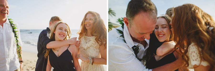 Family Portrait Professional Photography Maui