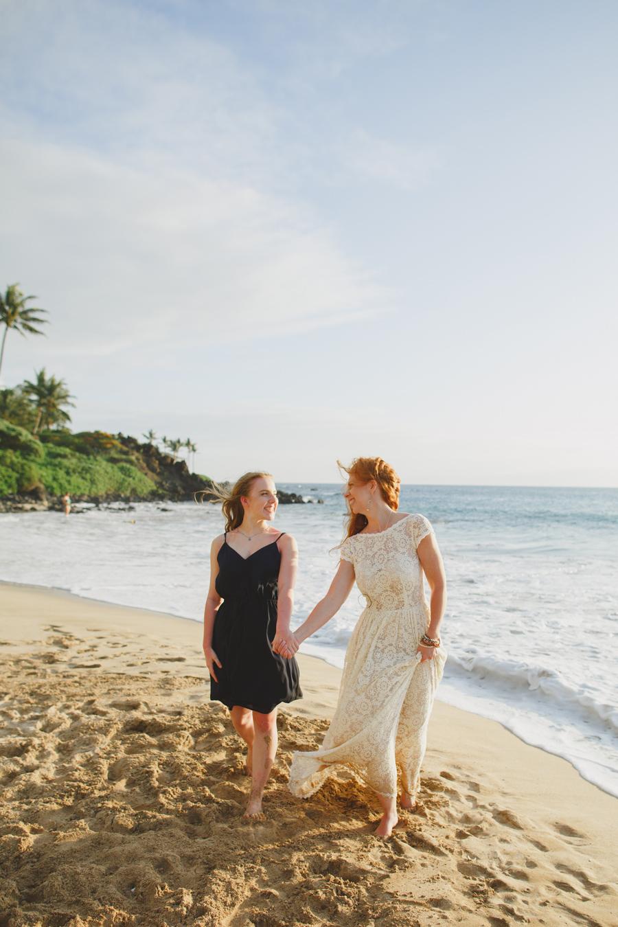 Maui Beach Elopement Photography