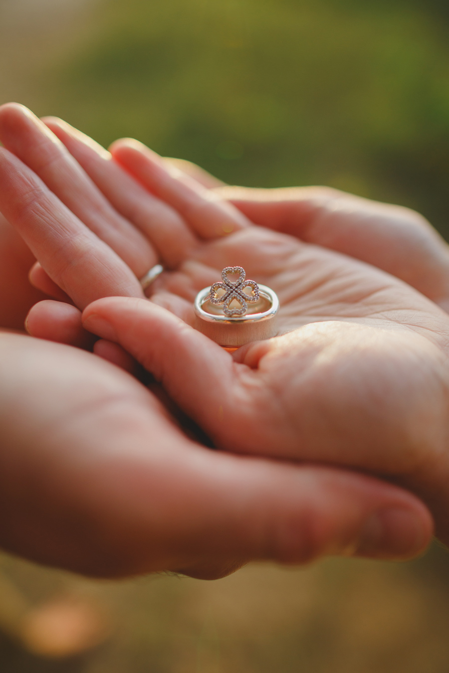 Wedding Ring Photography Maui