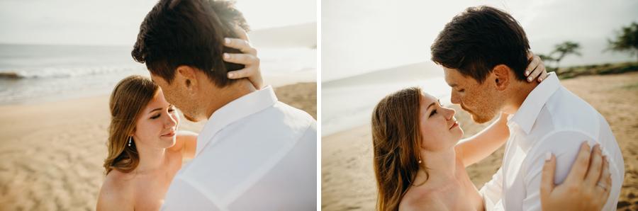 Romantic Maui Elopement Photographer