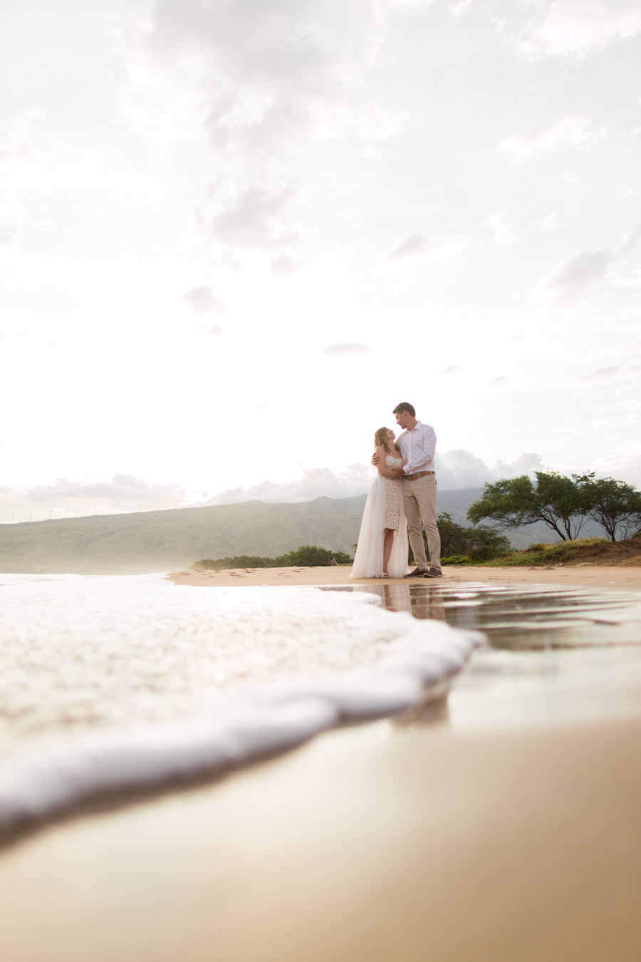 Day After Wedding Photography Session Maui
