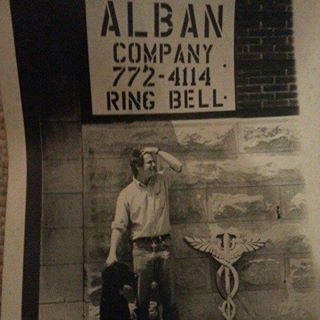 Owner, Ted Wright, in 1988 just after moving into the historic Lemp Brewery complex in St. Louis, MO.    WE'VE COME A LONG WAY THANKS TO OUR LOYAL CUSTOMERS!