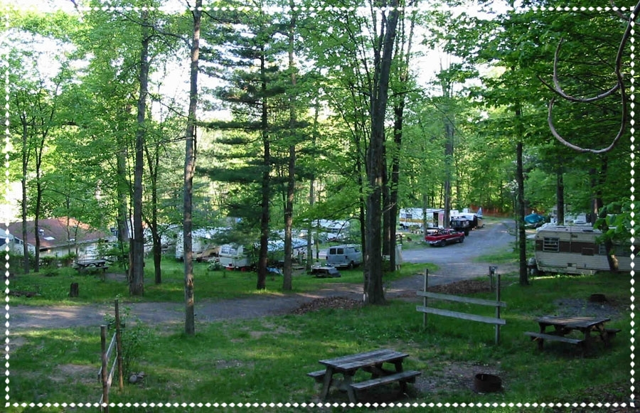 Campground Information - Features,Rates & Reservations