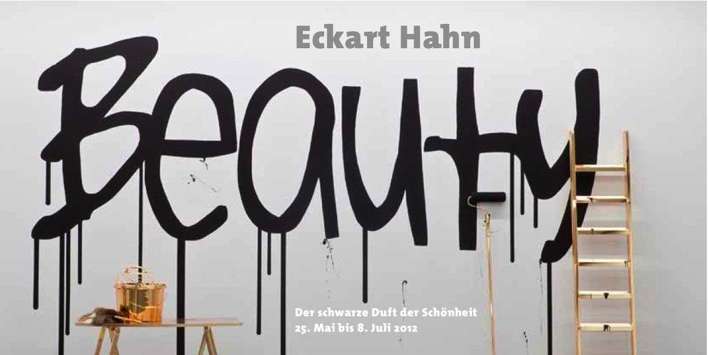 ECKART HAHN MUSEUM EXHIBITION OPENS AT STAEDTISCHE KUNSTMUSEUM SINGEN