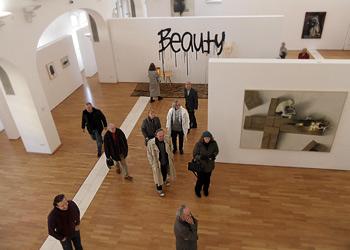 PABLO'S BIRTHDAY ANNOUNCES ARTIST ECKART HAHN MUSEUM SHOW