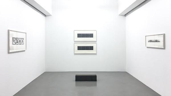 """""""MINIMAL, HERE AND NOW"""", WESERBURG, MUSEUM OF MODERN ART, BREMEN, GERMANY"""