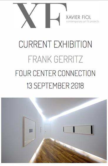 Frank Gerritz Solo Exhibition