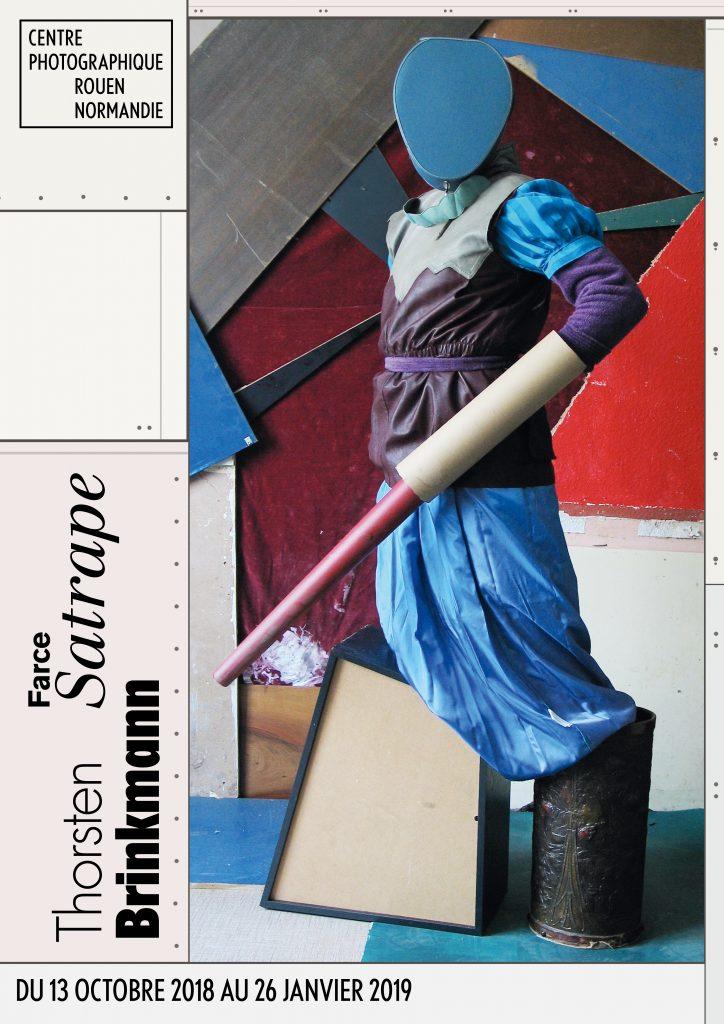 "Thorsten Brinkmann Solo Exhibition ""Farce Satrape"""