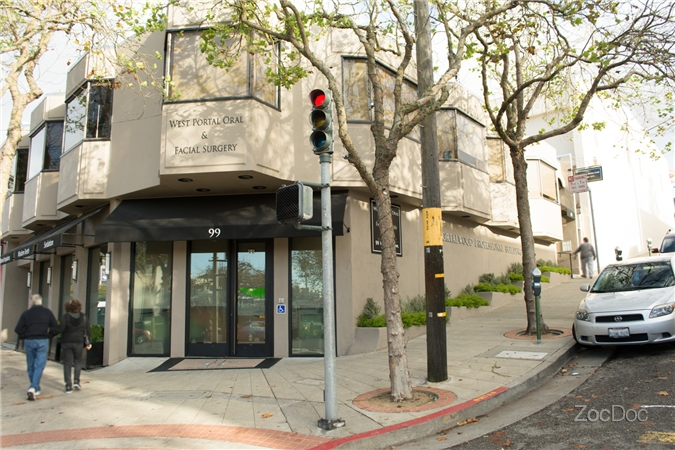West Portal Dental Care is convieniently located.
