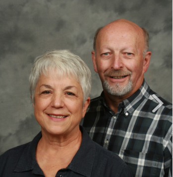 John Clark - is a retired physical therapist who lives in Sandy, and enjoys wood working, carving, and traveling with his wife, Cathie.