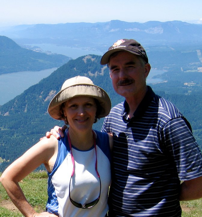 John Gobble - is a health educator and lifestyle medicine specialist with offices in Clackamas and Vancouver. He enjoys spending time exploring the greater Northwest with his wife, Lynn.