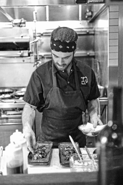 Pete Fernández - formerly of:The Chopping Block, Girl & the Goat, The Grand Lux, Kuma's Corner, Mariano's, Colony Club, The Elwood, Woodbridge Pubfavorite skills to teach:fresh pasta, butchery, grilling, soup stocksyears cooking professionally:~14 years