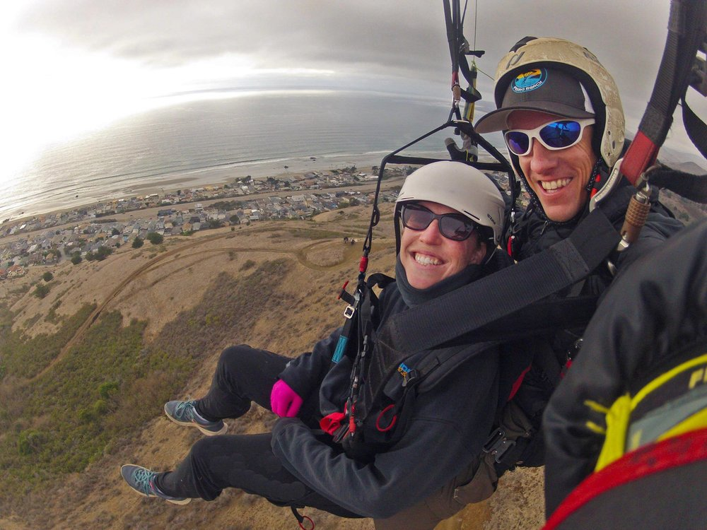 Wing Envy Paragliding - Paragliding Lessons and Tandem RidesCall Patrick at: 805-748-6225