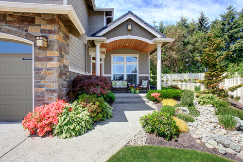 How-to-Up-Your-Curb-Appeal-to-Enhance-Your-Custom-Home -New Tradition Realty, Real Estate, Selling a Home, Buying a Home, Realty Southwest Washington, Vancouver WA Real Estate
