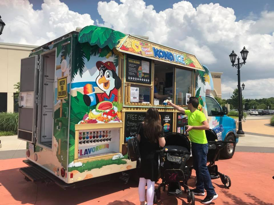 Kona Ice Truck  - May 24thKona Ice of Gaston County is bringing you all the latest flavors of the summer. Cool off with one of their sweet delicacies.