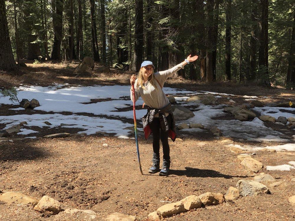 Mt. Shasta Spiritual Tours Clients