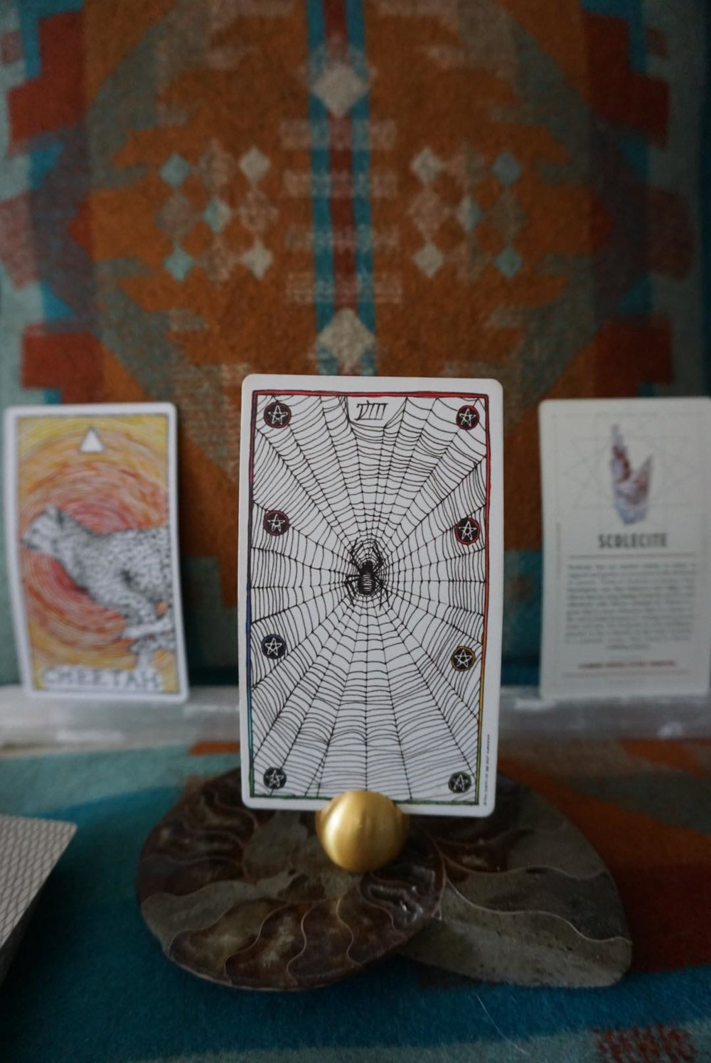 Scorpio & Scorpio Rising - A strong weave can hold bountiful blessings…
