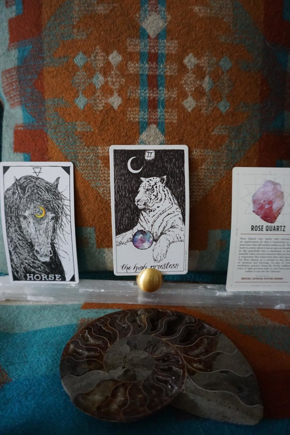 Aquarius & Aquarius Rising - Ride your intuition into the wild freedom of your heart space..