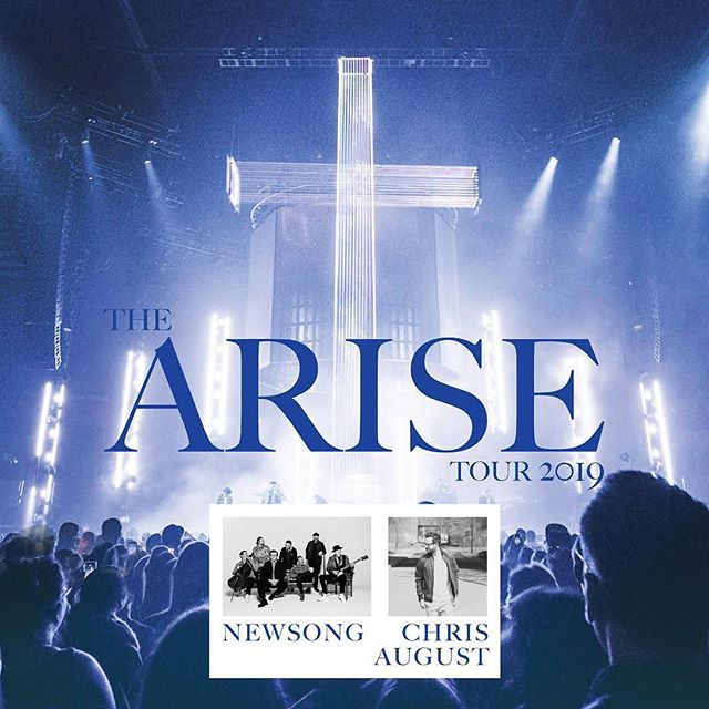 Excited to do some singing and worshiping with @newsong_online in April! More info coming soon!