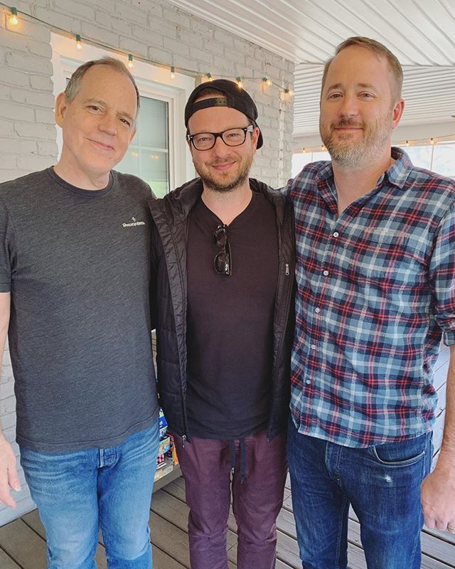 Sandwiched between 2 of my favorite songwriters ever. David Wilcox and Andy Gullahorn. Not a bad way to spend the first half of your birthday.