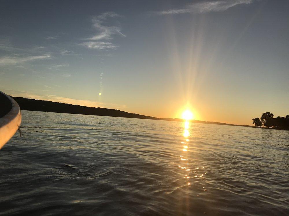 Skaneateles Lake, New York