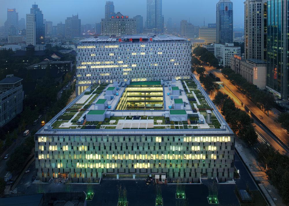 南京市鼓楼医院  中国南京
