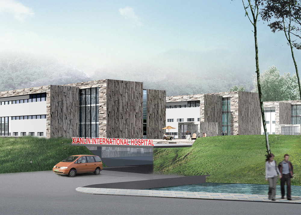 南京仙林国际医院  中国南京