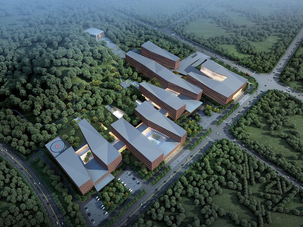 中南大学湘雅第五医院  中国长沙
