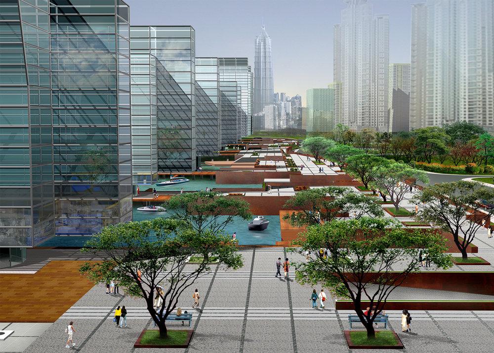 上海世博村(E18地块)规划及城市设计_2010 Shanghai EXPO Village Planning_Left_01.jpg