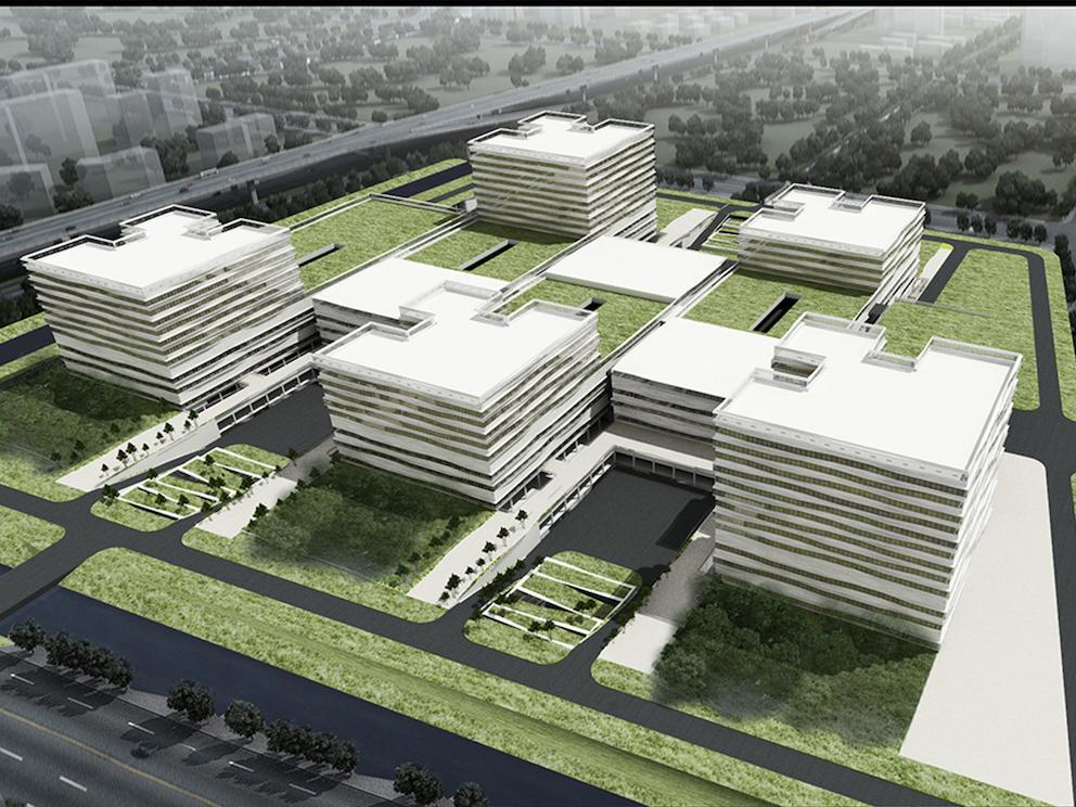 南京浦口国际医疗中心  中国南京