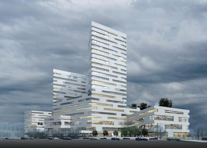 南京下关二板桥-复兴街商业项目  中国南京