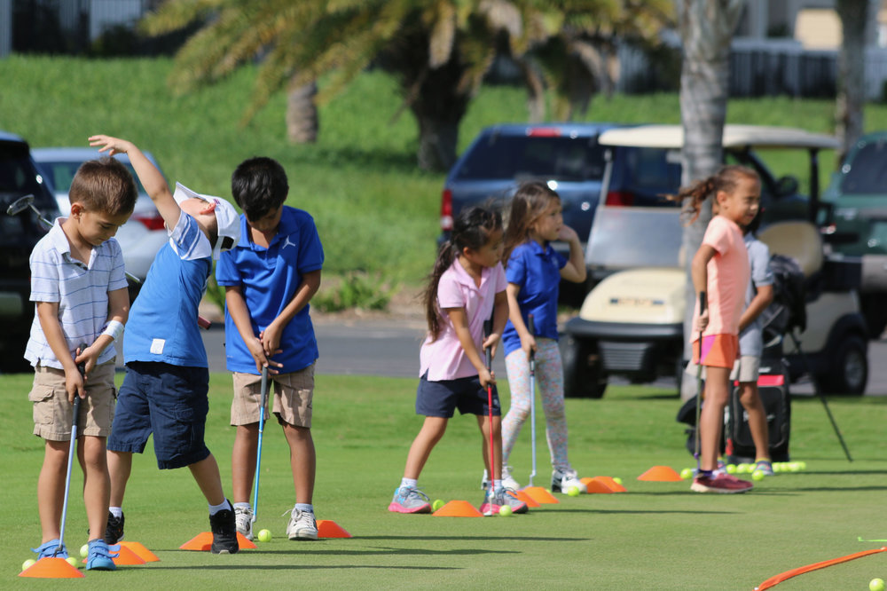 This Summer Golf Is In!   5 reasons your child should learn golf this summer.   Find Out Why