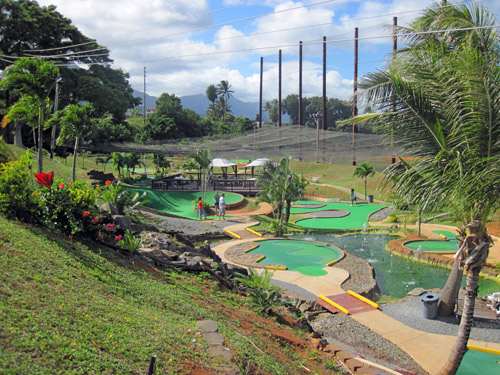 36 Hole Tournament