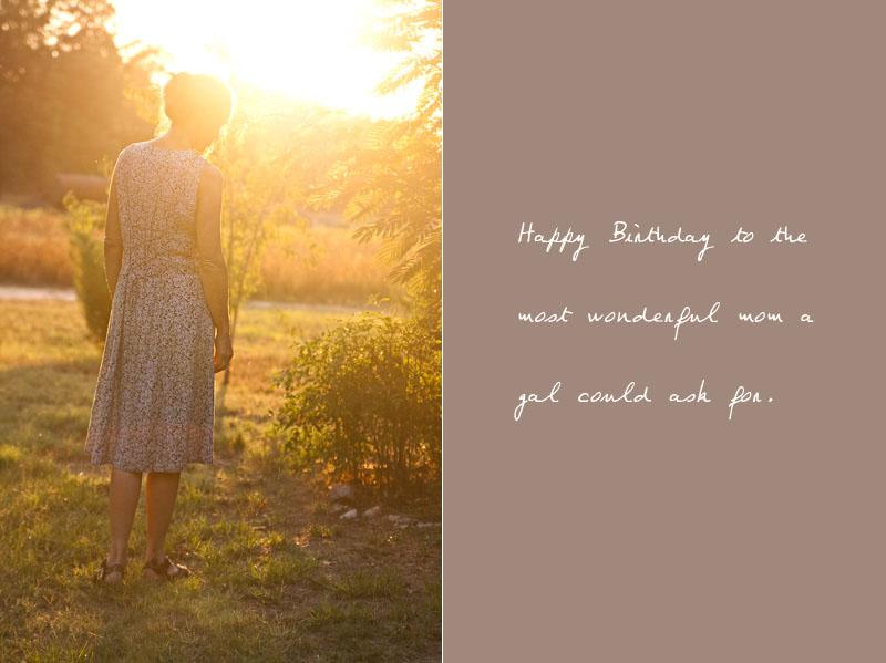 HAILEYKING PHOTOGRAPHY | Happy Birthday Mom