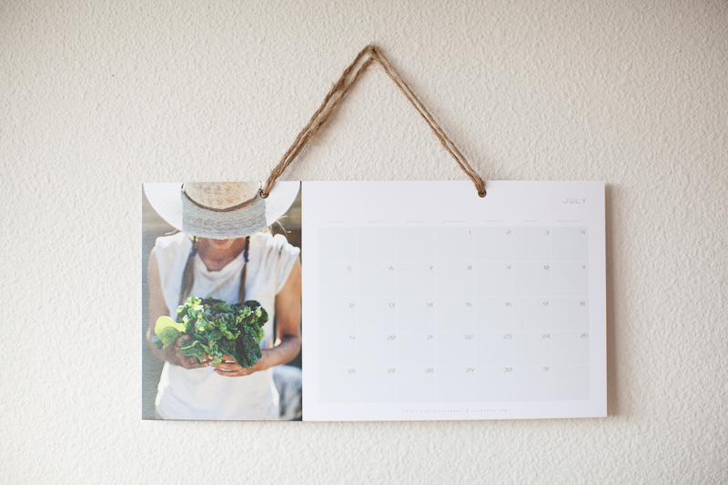 HAILEYKING PHOTOGRAPHY | 2015 Calendar | Portland, Oregon Wedding, Food, and Lifestyle photographer