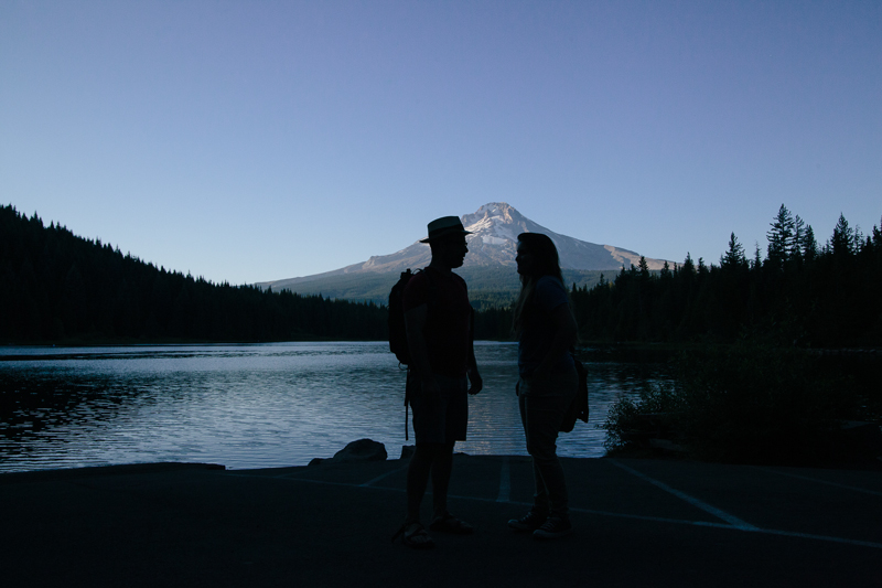 Trillium Lake Mt. Hood Oregon| Portland, Oregon Wedding, Food, and Lifestyle photographer
