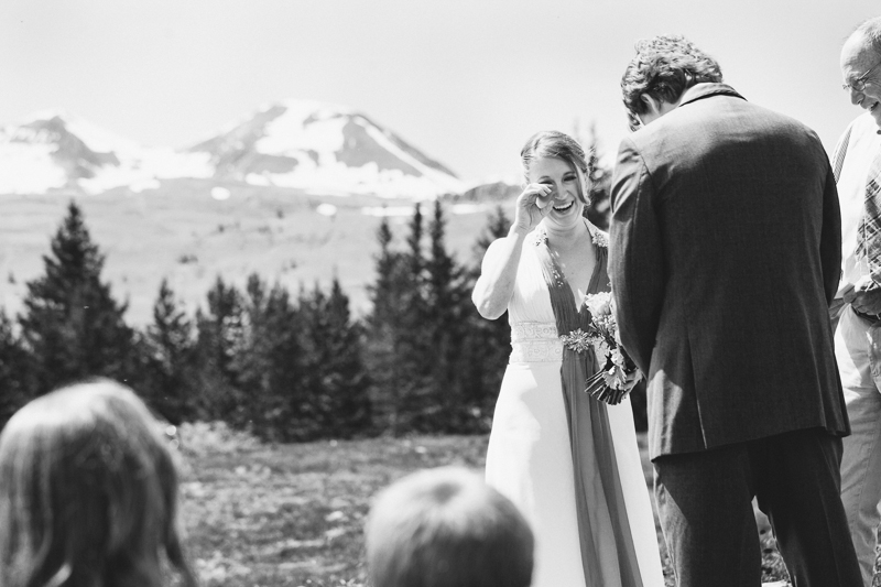 Andrews Lake destination wedding | Hailey King Photography | Durango, CO. | Portland Oregon based wedding photographer | haileyking.com