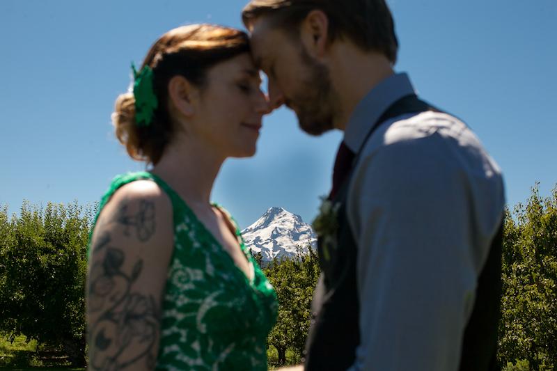 Maia & Adam's Mt. Hood Wedding | Portland, Oregon Wedding Photography | Hailey King Photography