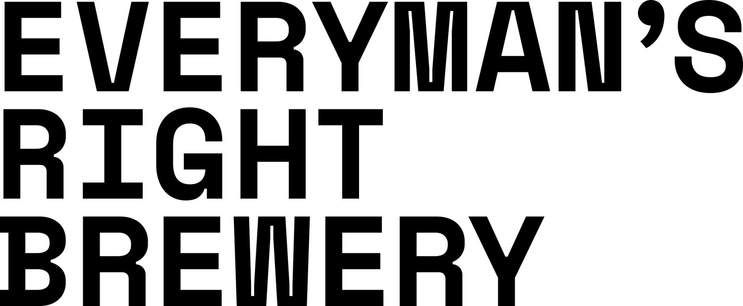 Everyman's Right Brewery