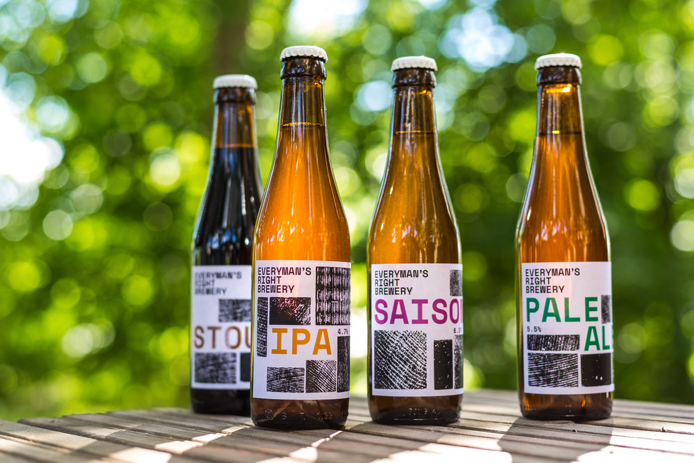 Bottle & label prototypes