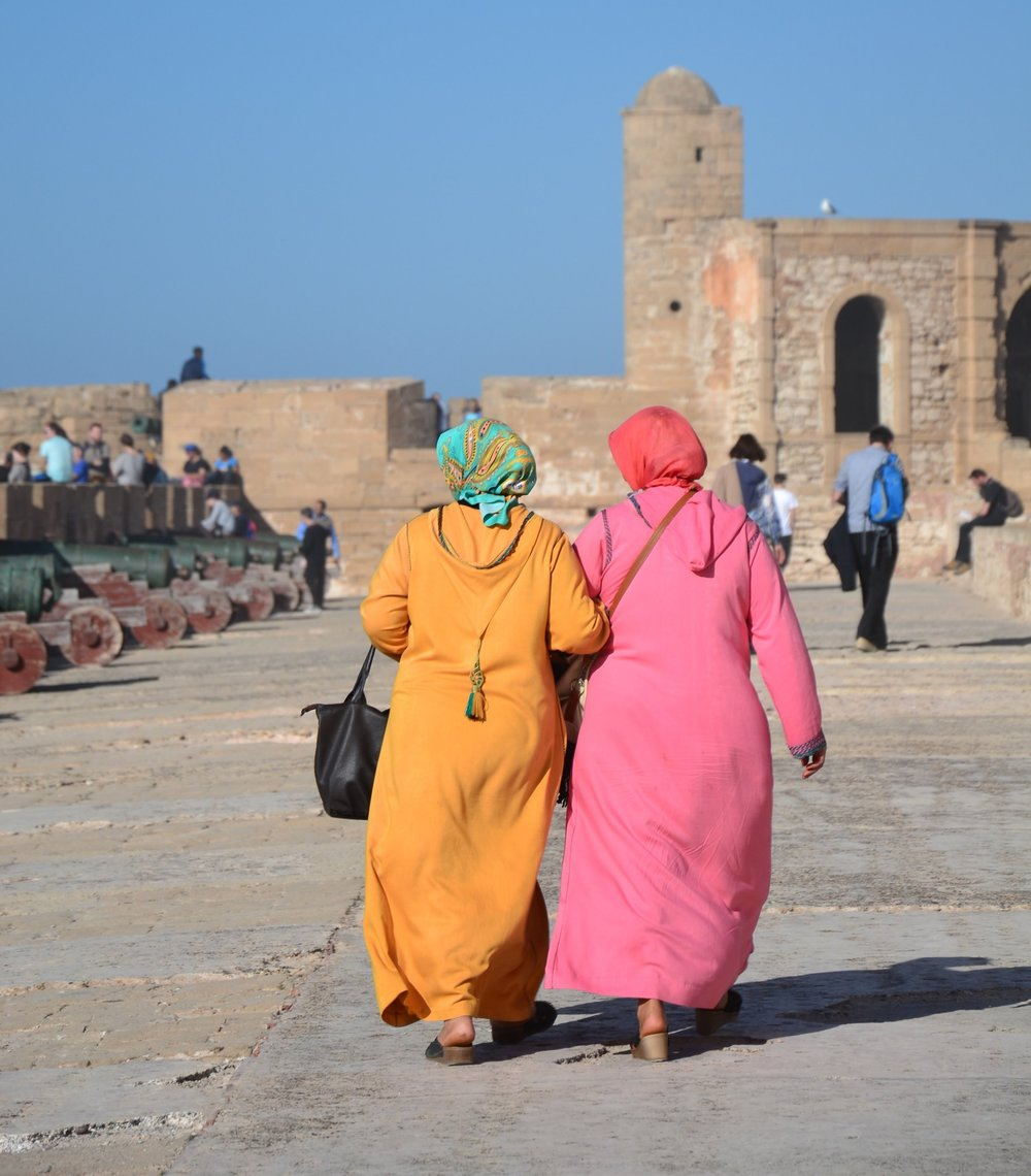 Essaouira, Morocco Photo by  Melvina Mak  on  Unsplash